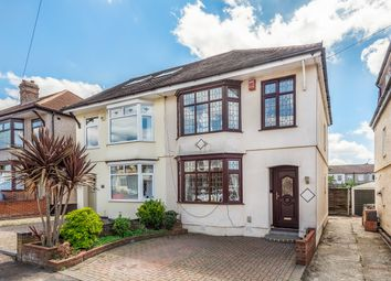 Thumbnail 3 bedroom property for sale in Bush Elms Road, Hornchurch