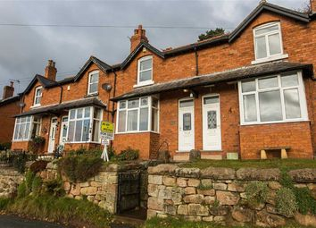 Thumbnail 3 bed terraced house for sale in Foxt Road, Foxt, Stoke-On-Trent