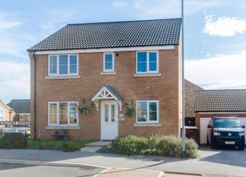 Thumbnail 4 bed detached house for sale in Heather Avenue, Withernsea
