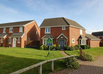 Thumbnail 3 bed detached house for sale in Nelson Walk, Whitworth, Spennymoor