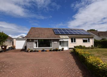 Thumbnail 3 bed detached bungalow for sale in Church Road, Mount Hawke, Truro