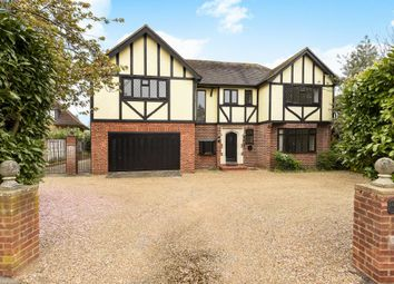 Thumbnail 4 bed detached house to rent in Kingswood Rise, Englefield Green