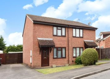Thumbnail 2 bedroom semi-detached house for sale in Bainbridge Road, Calcot, Reading
