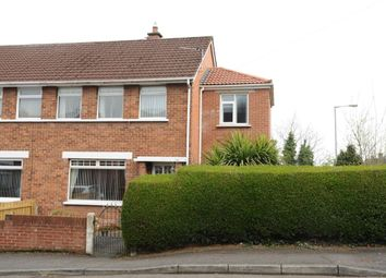 Thumbnail 4 bed semi-detached house for sale in Larkfield Park, Sydenham, Belfast