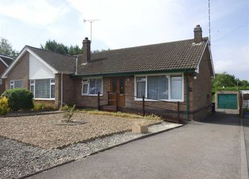 Thumbnail 2 bed semi-detached bungalow for sale in Rectory Close, Crick, Northampton