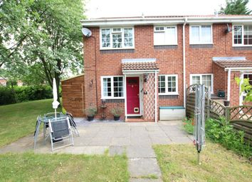 Thumbnail 1 bed terraced house for sale in Ebourne Close, Kenilworth