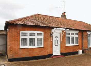Thumbnail 2 bed semi-detached house to rent in Vegal Crescent, Englefield Green, Egham