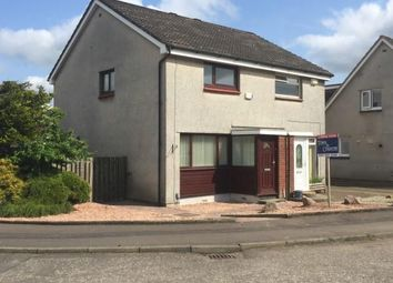 Thumbnail 2 bed semi-detached house for sale in Claddens Place, Lenzie, Glasgow