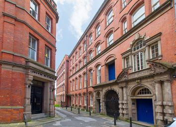 Thumbnail 2 bed flat for sale in Plumptre Place, Nottingham
