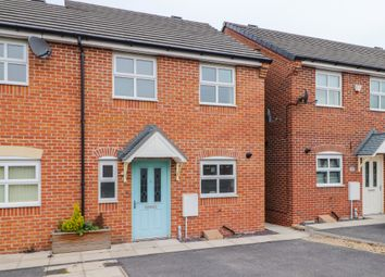 Thumbnail 2 bed semi-detached house to rent in Beamshaw Close, Castleford