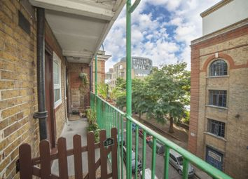 Thumbnail 2 bed flat for sale in Swan Road, London