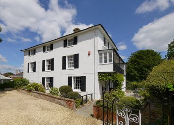 Thumbnail 3 bed flat for sale in Yeovilton House, Old Christchurch Road, Everton, Lymington, Hampshire