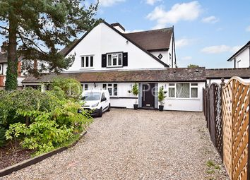 Thumbnail 5 bed semi-detached house for sale in The Causeway, Potters Bar, Herts