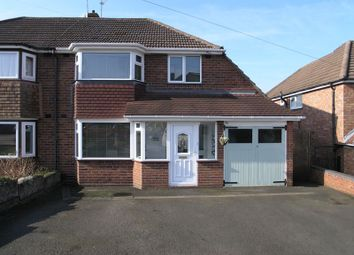 Thumbnail 3 bed semi-detached house for sale in Thornhill Road, Halesowen