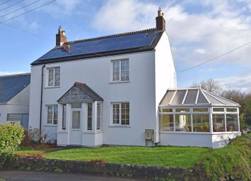 4 bed detached house for sale in Trevarren, St. Columb TR9