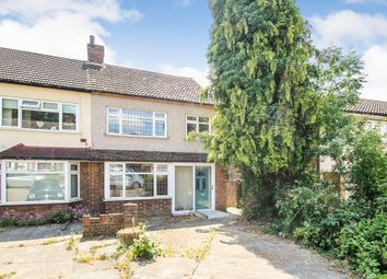 Thumbnail 3 bed end terrace house for sale in Ashvale Gardens, Collier Row, Romford
