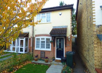 Thumbnail 2 bed semi-detached house for sale in Brewers Field, Wilmington, Dartford