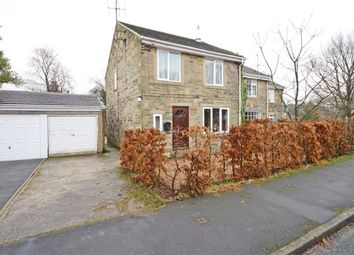 Thumbnail 3 bed terraced house to rent in Piece Fields, Threshfield, Skipton