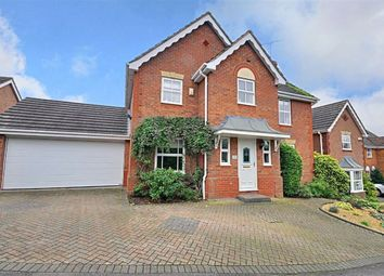 Thumbnail 4 bed detached house for sale in Barass Avenue, Warndon, Worcester