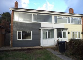Thumbnail Semi-detached house to rent in Lonsdale Road, Cannington, Bridgwater