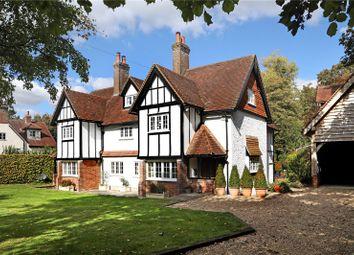 Thumbnail 6 bed detached house for sale in Halton Village, Buckinghamshire