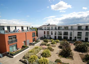 Thumbnail 2 bed flat for sale in Fox Lane North, Chertsey, Surrey