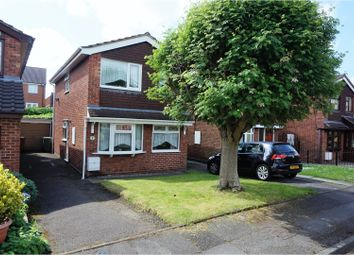 Thumbnail 3 bed detached house for sale in Cadnam Close, Willenhall