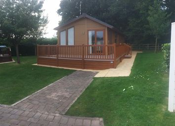 Thumbnail 2 bed mobile/park home for sale in Cambrian Oakmere, Plas Coch Holiday Homes, Llanedwen