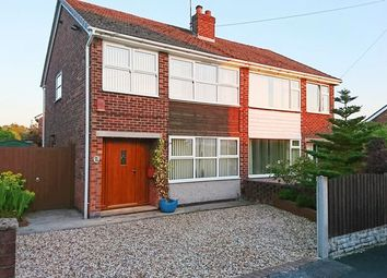 Thumbnail 3 bedroom semi-detached house for sale in Alan Dale, Werrington, Stoke-On-Trent