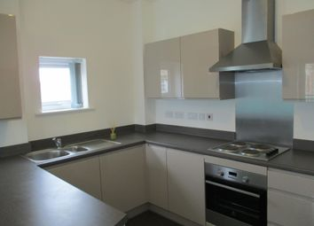 Thumbnail 2 bed flat to rent in Copper Dome Mews, Renaissance Point, Newport
