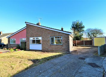 Thumbnail 2 bed semi-detached bungalow for sale in Pauls Crescent, Elmstead, Colchester, Essex