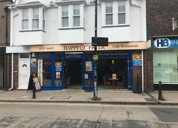 Thumbnail Restaurant/cafe to let in High Street, Herne Bay