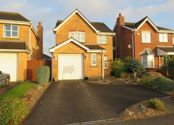 Thumbnail 3 bed detached house for sale in Pershore Way, Lincoln