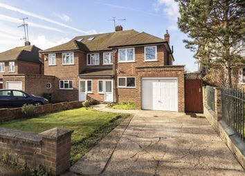 Thumbnail 3 bed semi-detached house to rent in Friern Barnet Lane, London