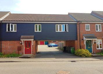 Thumbnail 2 bedroom flat to rent in Tasburgh Close, Kings Lynn