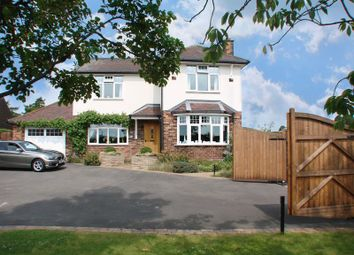 Thumbnail 4 bedroom detached house for sale in Shelford Road, Radcliffe-On-Trent, Nottingham