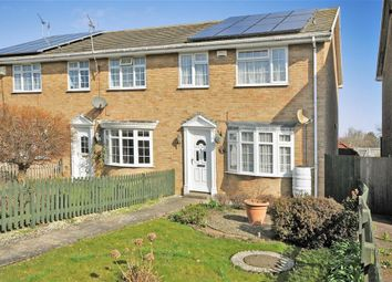 Thumbnail 3 bed end terrace house for sale in Kingfisher Court, Herne Bay, Kent