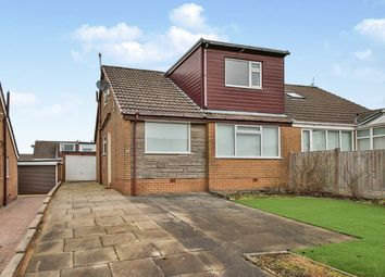 Thumbnail 3 bed bungalow for sale in Hall Park Avenue, Burnley, Lancashire