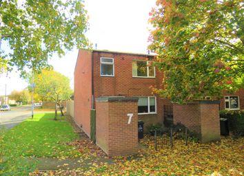 Thumbnail End terrace house to rent in Milton Court, Loughborough