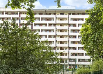 Thumbnail 2 bed flat for sale in Exeter House, Hallfield Estate, London
