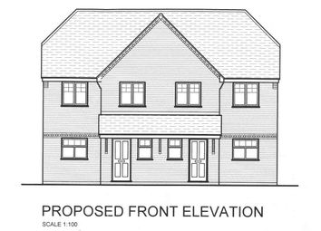 Thumbnail 4 bed semi-detached house for sale in Romsey Close, Benfleet, Essex