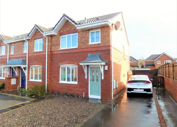 Thumbnail 3 bed end terrace house for sale in Dover Heights, Dunfermline