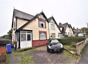 Thumbnail 3 bed semi-detached house for sale in Penfleet Avenue, Meir, Stoke-On-Trent