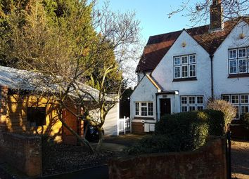 Thumbnail 3 bed cottage to rent in Marsham Lane, Gerrards Cross