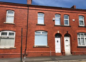 Thumbnail 3 bed terraced house for sale in Frederick Street, Coppice, Oldham