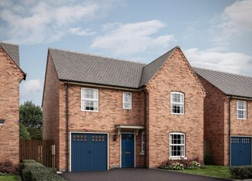"""Thumbnail 4 bedroom detached house for sale in """"The Featherstone S 3rd Edition"""" at Wragley Way, Stenson Fields, Derby"""