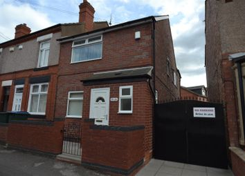 Thumbnail 3 bed end terrace house for sale in George Elliot Road, Foleshill, Coventry