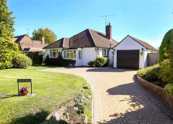 Thumbnail 2 bed detached bungalow for sale in Gaston Lane, Upper Farringdon, Alton, Hampshire