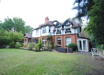 Thumbnail 2 bed flat to rent in Brockenhurst Road, Ascot