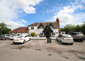 Thumbnail Pub/bar for sale in The Plough, Sleapshyde, St Albans, Hertfordshire